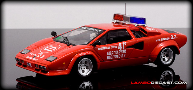 Lamborghini Countach LP400S by Ixo