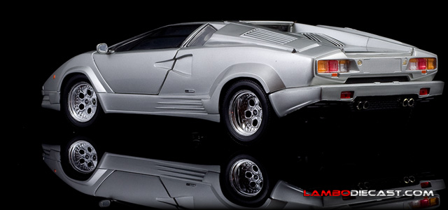Lamborghini Countach 25th Anniversary by Ricko