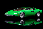 Lamborghini Countach Production prototype
