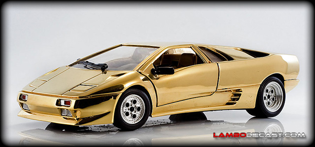 The 1 18 Lamborghini Diablo 2wd From Europ Or A Review By