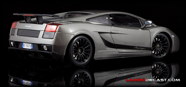 Lamborghini Gallardo Superleggera by Maisto