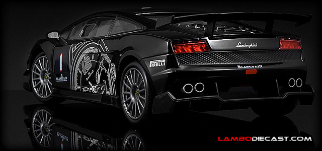 Lamborghini Gallardo Super Trofeo by Mondo Motors