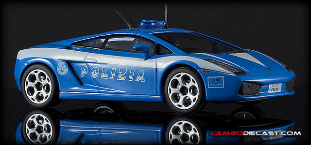 Lamborghini Gallardo Polizia by Highspeed