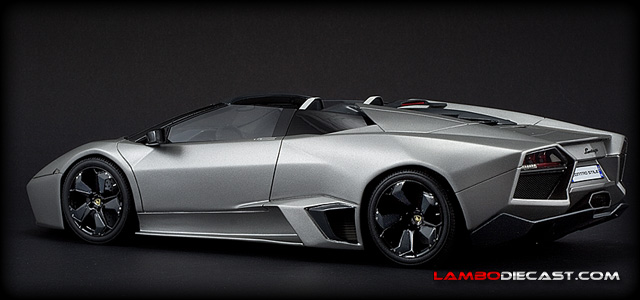 Lamborghini Reventon Roadster by MR