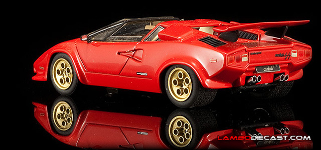 Lamborghini Countach LP400S by MR
