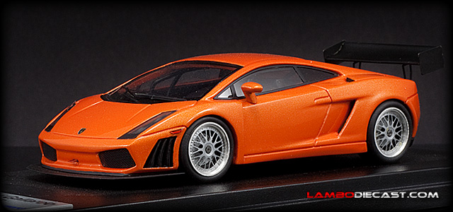 Lamborghini Gallardo GT3 by Looksmart