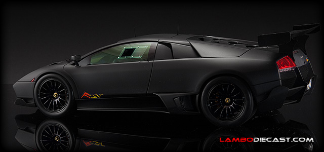 Lamborghini Murcielago LP670-4 R-SV by MR