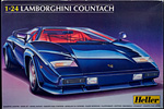 Lamborghini Countach LP400S by Heller