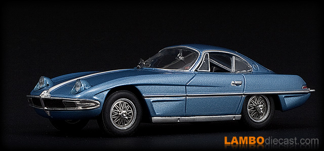 Lamborghini 350 GTV by Starline