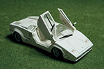 Lamborghini Countach 25th Anniversary by Fujimi