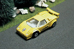 Lamborghini Countach LP500S by Matchbox