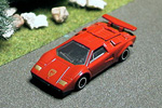 Lamborghini Countach LP400S by Tomica