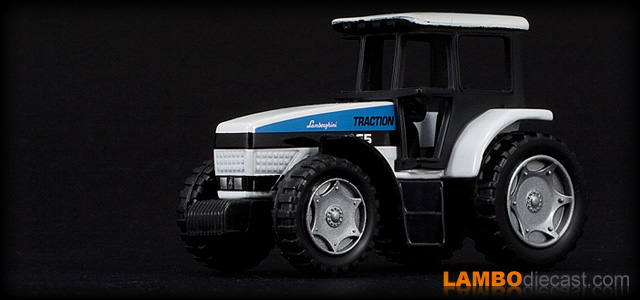 Lamborghini Tractor 265 Traction by Siku