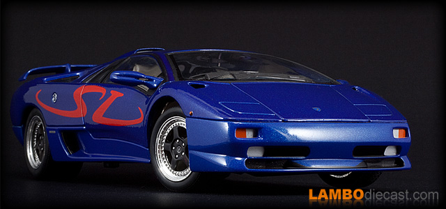 Lamborghini Diablo SV by Welly