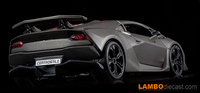 The 1 24 Lamborghini Sesto Elemento From Bburago A Review By