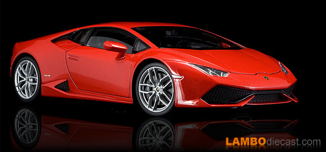 Lamborghini Huracan LP610-4 by Welly