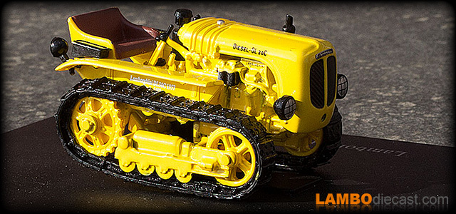 Lamborghini Tractor DL 30C by Universal Hobbies