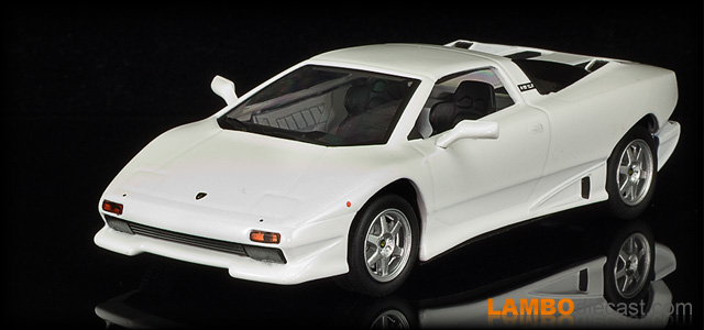 Lamborghini P140  by White Box