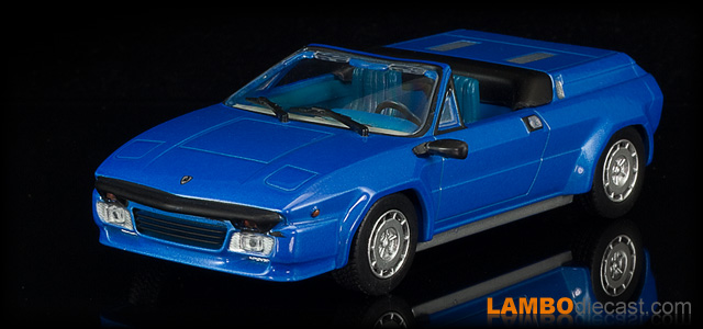 Lamborghini Jalpa Spider by White Box