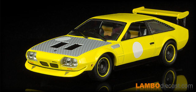 Lamborghini Jarama SVR by White Box