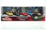 The Lamborghini Giftpack from Majorette
