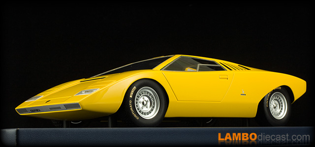 Lamborghini Countach LP5000 by Looksmart