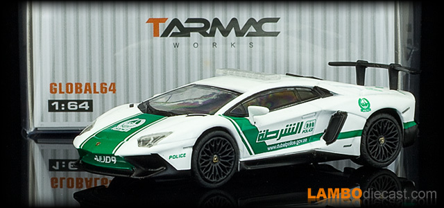 Lamborghini Aventador LP750-4 Superveloce by Tarmac Works