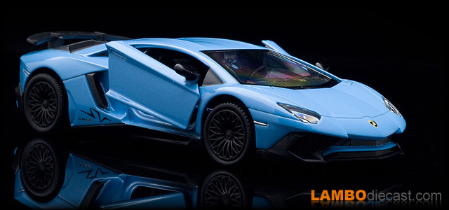 Lamborghini Aventador LP750-4 Superveloce by TopCar Collection