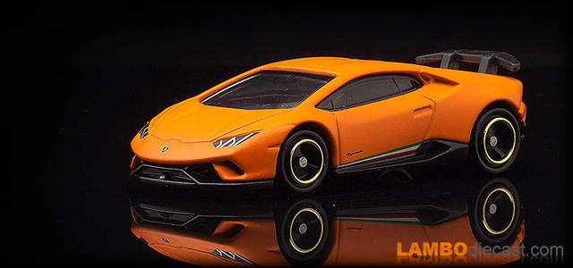 Lamborghini Huracan Performante by Tomica