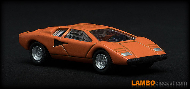 Lamborghini Countach LP400 by Kyosho