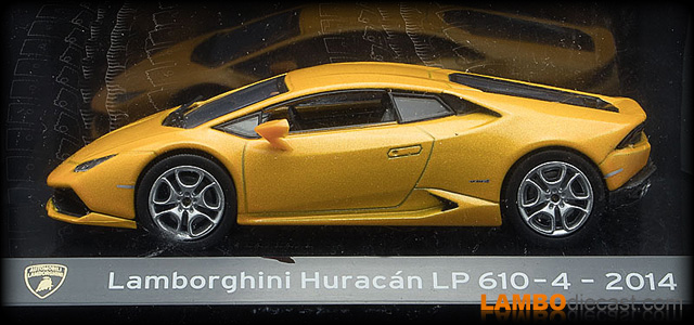 Lamborghini Huracan LP610-4 by Magazine Models