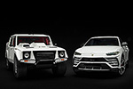 The Lamborghini LM002 and the Urus are two totally different cars