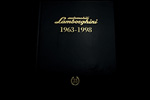 Lamborghini Catalogue Raisonné 1693-1998 by Stefano Pasini