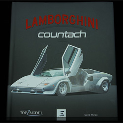 Lamborghini Countach by David Thirion