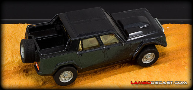 Lamborghini LM 002 by Provence Moulage