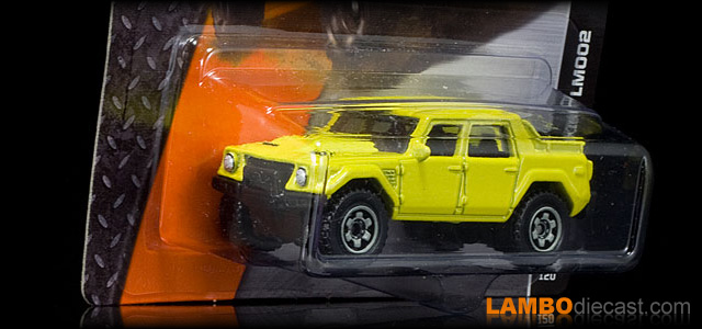 Lamborghini LM 002 by Matchbox